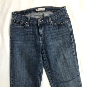 GAP Curvy Fit Boot Cut jeans